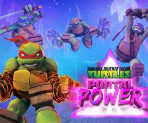 Teenage Mutant Ninja Turtles: Portal Power Game Free Download Full Version For PC