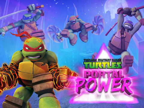 Teenage Mutant Ninja Turtles: Portal Power Game Free Download Full Version For PC