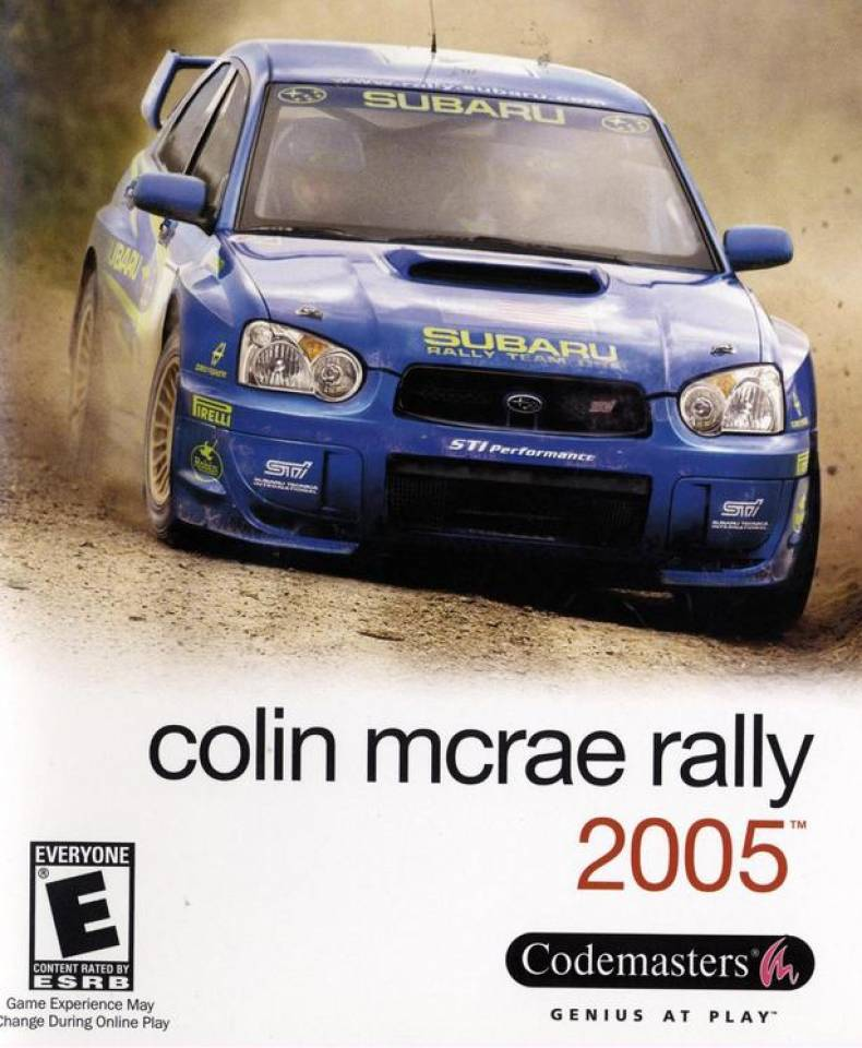 Colin McRae Rally 2005 Download Full Game Free For PC- GOG