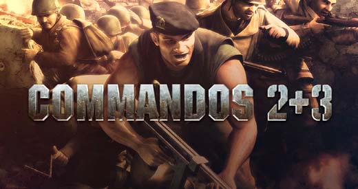 Commandos 2+3 PC Game Free Download Full Version-GOG
