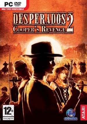 Desperados 2 Cooper's Revenge PC Game Download Full Version For Free
