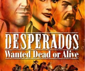 Desperados Wanted Dead or Alive Game Free Download Full Version For PC- GOG