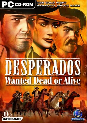 Desperados Wanted Dead or Alive Game Free Download Full Version For PC- GOG