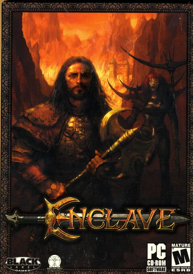 Enclave PC Game Free Download Full Version- GOG