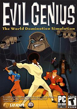 Evil Genius Game Free Download Full Version For PC- GOG