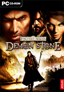 Forgotten Realms Demon Stone PC Free Download Full Version Game- GOG
