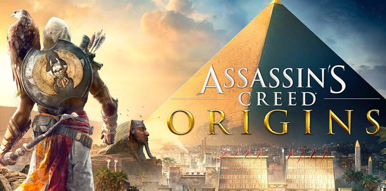 Assassin's Creed Origins Full PC Game Free Download for Windows