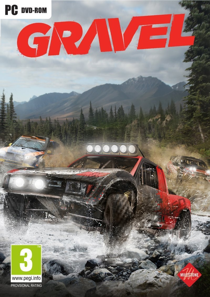 Gravel PC Game Free Download Full Version